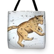 Astronomy: Ursa Major Tote Bag