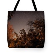 Astrophotography - Sequoia Rv Ranch - California Tote Bag