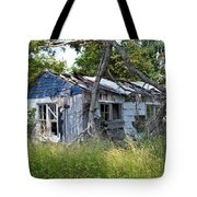 Asure Shack Tote Bag by Douglas Barnett