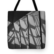 Asylum Windows Tote Bag