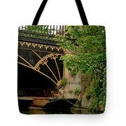 At Magdalene Bridge. Tote Bag