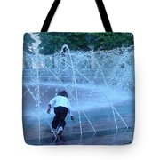 At Play Tote Bag