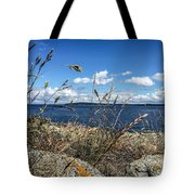 At Point Lawrence Tote Bag