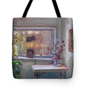 At River Art Gallery Tote Bag