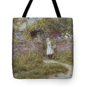 At Sandhills Tote Bag