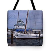 At St Michaels Tote Bag