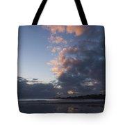 At Sundown 12/24/15 Tote Bag