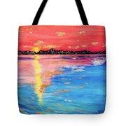 At Sunset Tote Bag