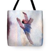 At The Ballet Tote Bag