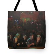 At The Bar Tote Bag