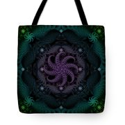 At The Bottom Of The Sea Are Peridots Tote Bag