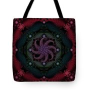 At The Bottom Of The Sea Are Rubies Tote Bag
