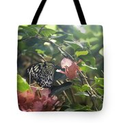 At The Butterfly Expo 2 Tote Bag