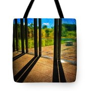 At The Clark II Tote Bag