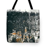 At The Edge Of Consciousness Tote Bag