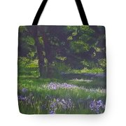 At The Edge Of The Forest  Tote Bag