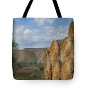At The End Of Nowhere Road Tote Bag