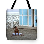 At The End Of The Day It's Just Us Tote Bag