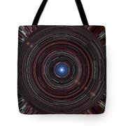 At The End Of The Tunnel 2 Tote Bag