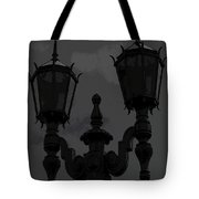 At The Gate Tote Bag