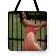 At The Gates Tote Bag