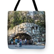 At The Grotto Tote Bag