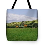 At The Hill Bottom. Tote Bag