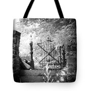 At The Old Gate Tote Bag