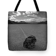 At The Racetrack Tote Bag