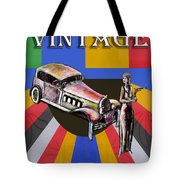 At The Rendezvous 1 Tote Bag