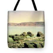 At The Sea Of Galilee Tote Bag