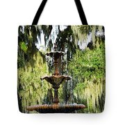 At The Square Tote Bag