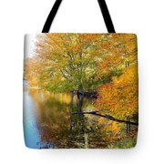 At The Water's Edge Tote Bag