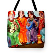 At The Wedding Tote Bag