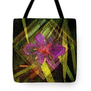 At The Window....... Tote Bag