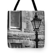 At The Window. Tote Bag