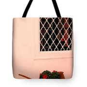 At The Winery Tote Bag