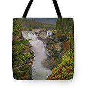 Athabasca Falls Tote Bag