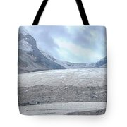 Athabasca Glacier, Jasper National Park Tote Bag