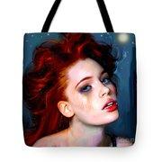 Athena Girl Tote Bag