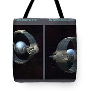 Athena Interceptor Tote Bag