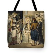 Athenian Bride Tote Bag