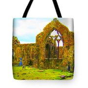 Athenry Ruin Tote Bag