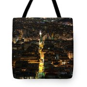 Athens True Colors Tote Bag