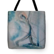 Athlete Tote Bag by Gregory Dallum