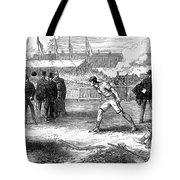 Athletics: Shot Put, 1875 Tote Bag
