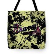 Atlanta Braves 1c Tote Bag