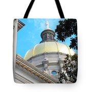 Atlanta Capital Tote Bag