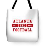 Atlanta Falcons Retro Shirt 2 Tote Bag