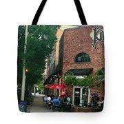 Atlanta Friday Night Tote Bag